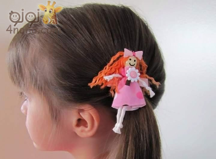 Photo of طريقة عمل توكة عروسة لطفلتك بالخطوات المصورة