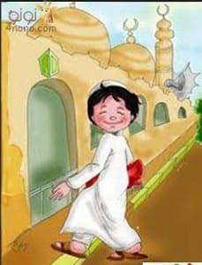 قصة تعليم الطفل اهمية الصلاة وإن الله سبحانه يسمع الدعاء