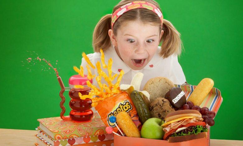 اكلات ضارة للطفل تدمر الدماغ تعطي بحدود