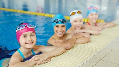 Photo of الاهتمام بالطفل في حمامات السباحة