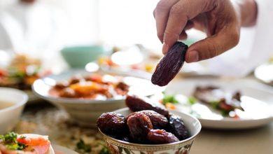 Photo of يمكنك الحفاظ على الوزن في رمضان بتلك النصائح