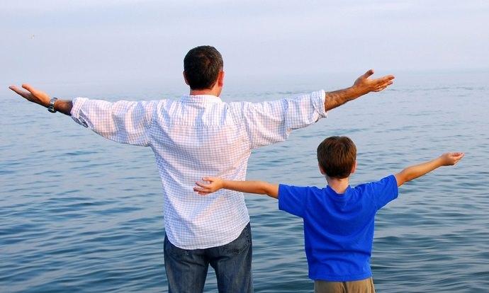 Photo of علاقة الاب بالابن مهمة فاحجز مكان في قلب طفلك منذ صغره
