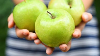 Photo of فوائد التفاح الاخضر تجعلك تتناوله في مقدمة طعامك