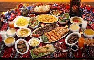 نصائح لعزومات رمضان الكبيرة وكيف تستطيعي تنظيمها لعدد كبير