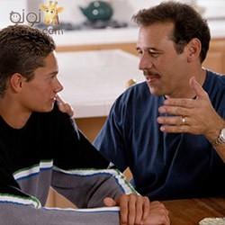 الكلام مع الطفل يزيد نمو ذهنه