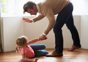 العلاقه بين العقاب الجسدي والصحة النفسية للطفل