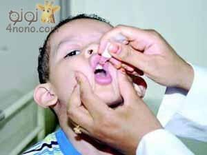 اهمية تناول تطعيم شلل الاطفال