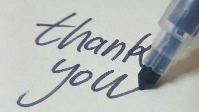 Photo of تعليم الطفل كلمة شكرا مع قصة لغز عمو بلونة