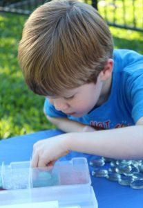 طريقة عمل مغناطيس للاطفال لامع