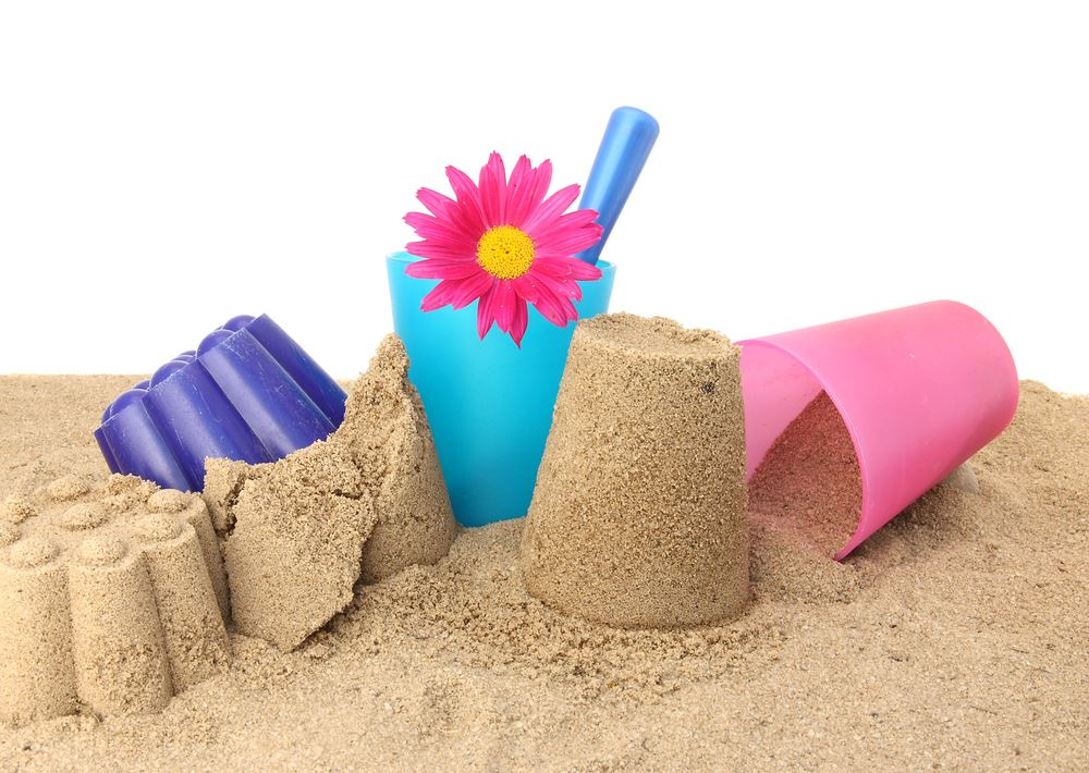 Photo of لعبة فوم الرمل للاطفال بمكونين فقط