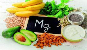 فوائد المغنيسيوم ومصادرة الغذائية