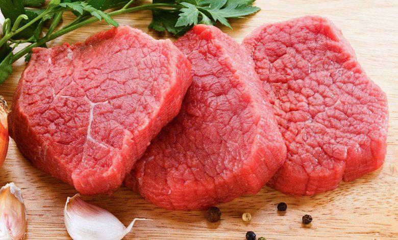 نصائح لتخزين اللحوم والالبان