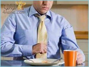 عادات تسبب مشاكل في الهضم وسوء التغذية