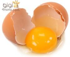 طرق معرفة البيض الطازج والسليم بالصور