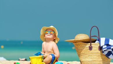 Photo of إحتياطات الذهاب الي شاطئ البحر مع اطفالنا