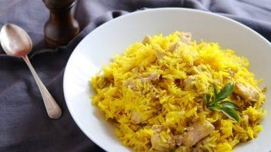 Photo of طريقة الارز البسمتي بالفراخ بطعم جميل