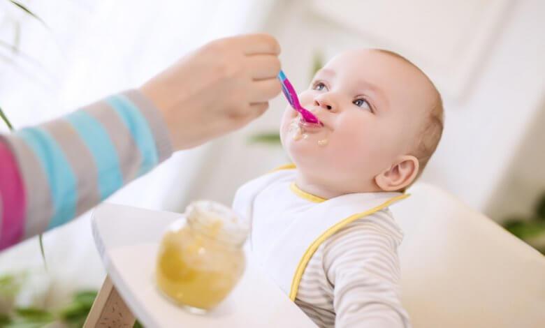 خريطة متكاملة لتقديم التغذية السليمةللطفل