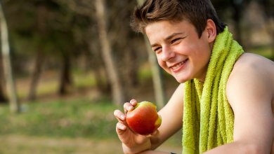 Photo of أهمية التغذية فى سن المراهقة