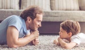 نصائح لتربية الاطفال لكل أب و أم جديدة