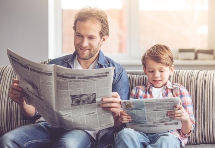 Photo of أهم مبدأ تتعامل به مع طفلك هو الفعل افضل من القول