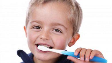 Photo of تنظيف الاسنان للطفل فى سن مبكر وحمايتها