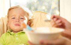 التغذية الصحية للاطفال اول 3 سنوات