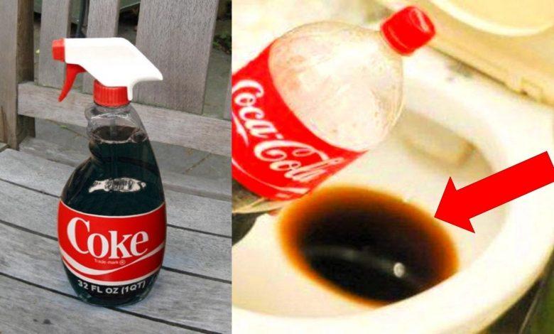 فوائد المشروبات الغازية كثيرة غير شربها