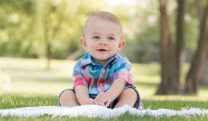 النمو الطبيعي و مراحل تطور الطفل فى أول سنتين من عمره