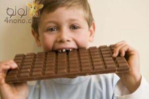 قصة سامر والشوكولاتة تعليم الطفل عدم الطمع