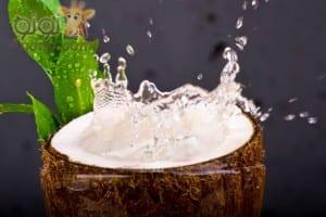 طريقة عمل جيل استحمام بزيت جوز الهند للعناية بالبشرة