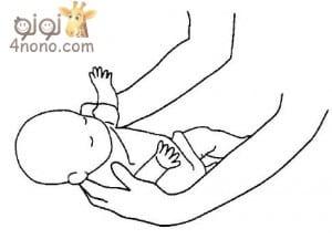 تمارينلقدرة الطفل علي التقلب