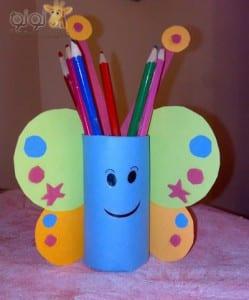 افكار لعمل مقلمة رائعة لطفلك لتشجيعه على المدرسة