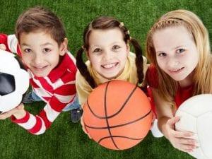 تشجيع الطفل لممارسة الرياضة