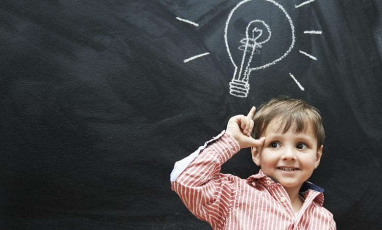 خطوات تنمية ذكاء الاطفال