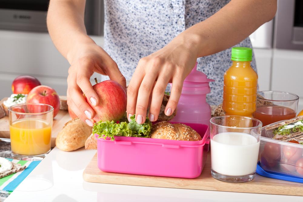 افكار لإعداد سندوتشات و وجبات صحية للمدارس