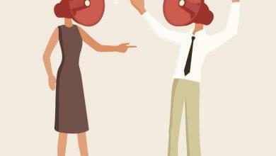Photo of الخطأ بين الزوجين يختلف عن أي خطأ آخر كيف؟