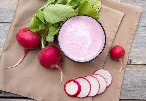 الفوائد الصحية للفجل الطعام ذو القلب الأبيض