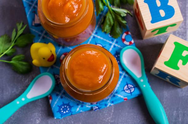 القرع العسلي أفضل وجبات صحية للاطفال الرضع