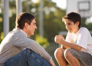 المراحل الثلاثة الاساسية في نمو الطفل