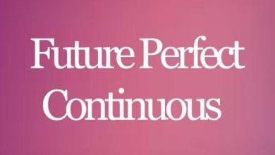 Photo of المستقبل التام المستمر The Future Perfect Continuous