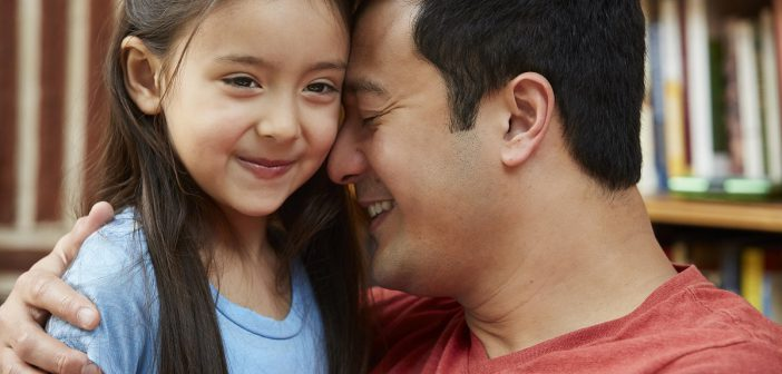 تأثير انشغال الاب عن البيت