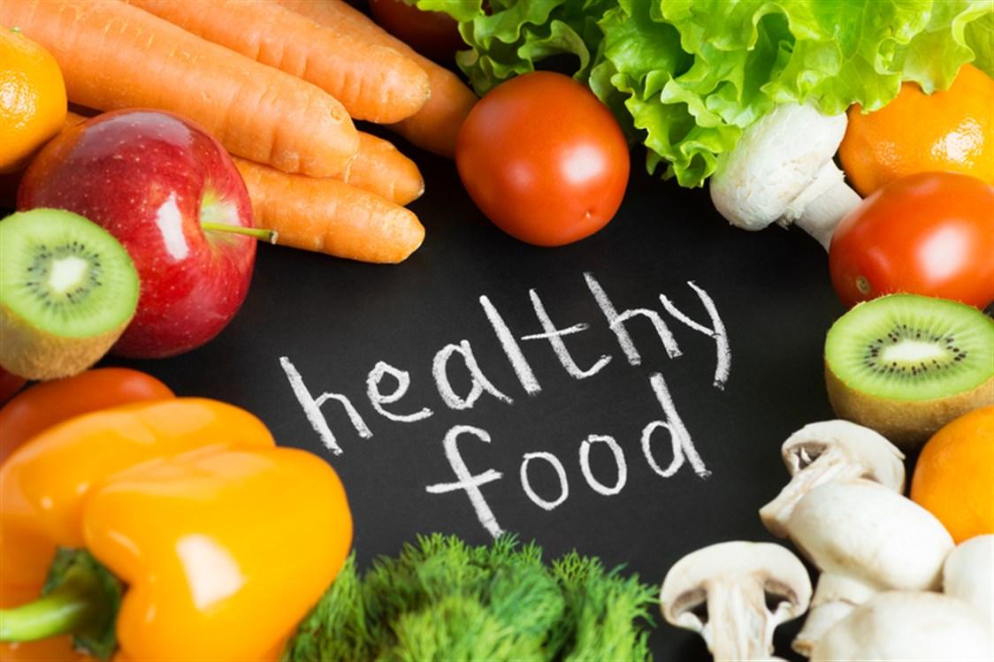 الغذاء الصحي والغير صحي وكيف أفرق بينهم العناصر الغذائية فورنونو