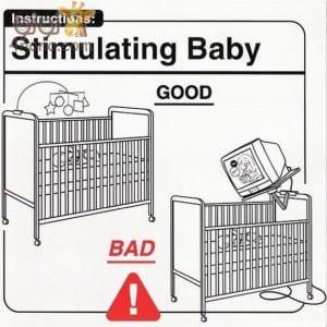 تعليمات العناية بالمولود الجديد لضمان سلامته