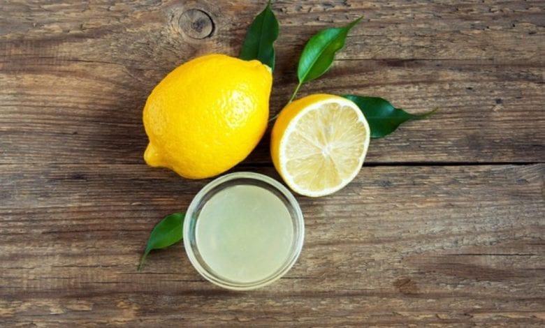 استخدامات عصير الليمون الحامض الغير تقليدية