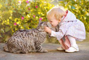 قصة تعليم الطفل العناية بالحيوانات الاليفة
