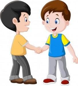 تعليم الطفل القاء التحية والسلام وأهميته من خلال تلك القصة