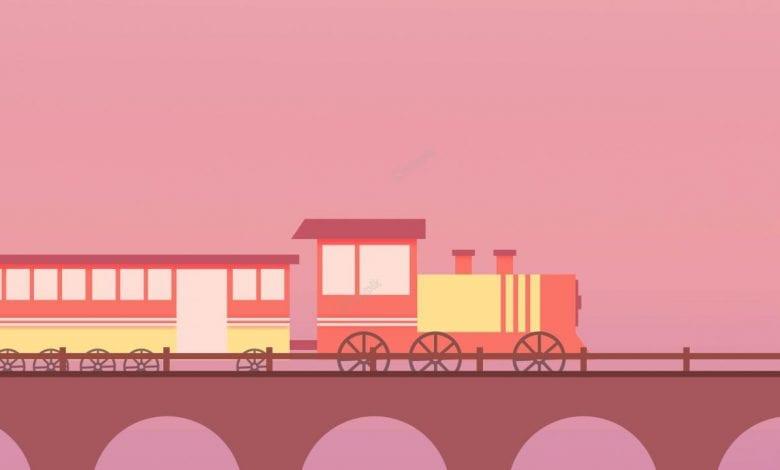 قصه قطار هارى تعليم الطفل مساعدة المحتاجين
