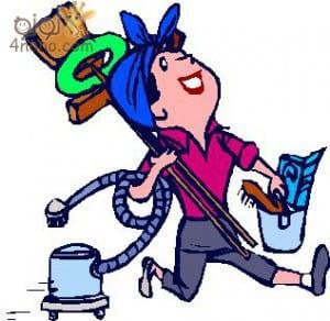 من الضروري الاهتمام بنظافة هذه الاماكن في المنزل