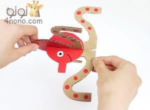انشطة والـعاب يدوية للاطفال بسيطة بالصور