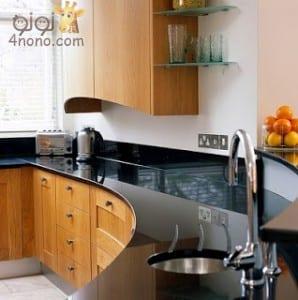 كيف تجعلي الحمام والمطبخ نظيفا دائما